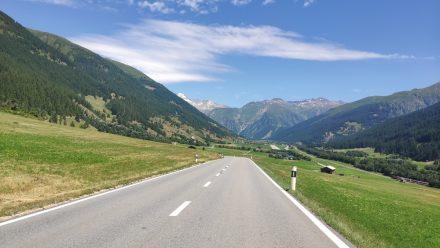 Upper Valais valley