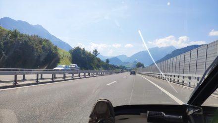 Endless motorway