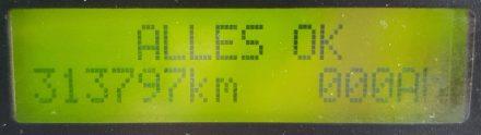 Original Inverter km-count