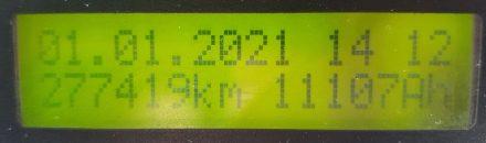 277k according to DFC3