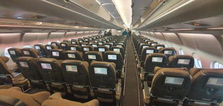 The airplane belongs to me...