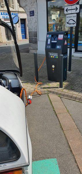 Dreifels' Cable works!