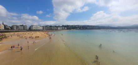 San Sebastian City Beach