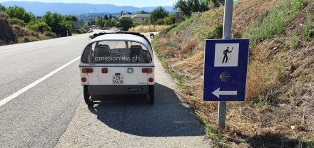 We, too are on our Camino...to Portugal!