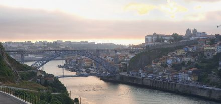 Evening impressions from Porto
