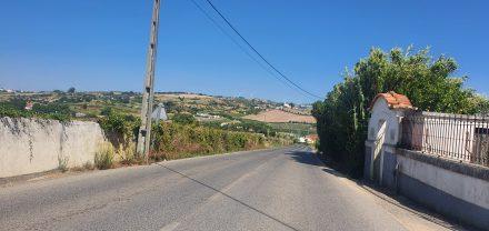 The last few hills to Lisbon