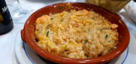 Açorda de Mariscos - another discovery: a must-try dish