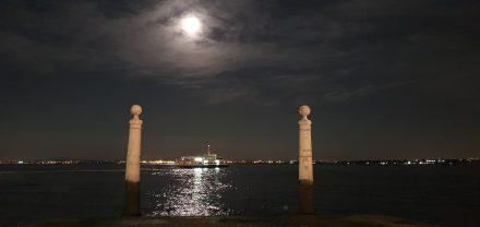 Lisbon river view