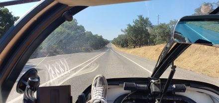 Cruise control on: relaxation, too!