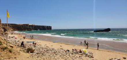 Sagres Fort and coast line