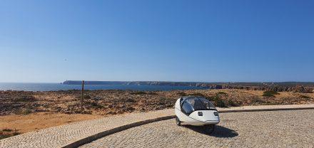 Algarve coast suits TW560 well