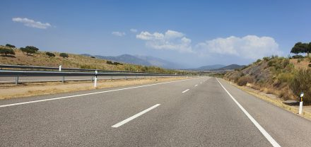 Leaving the Extremadura and entering Gredo valley