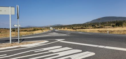 Perfect EC-sponsored road surfaced