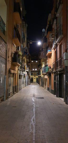 LED lighting in Lleida