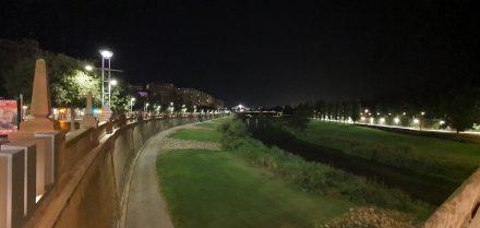 Lleida by night